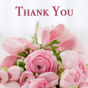 Flowers for all occasions thank you flowers and thank you flower delivery