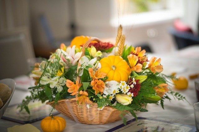 thanksgiving hostess gifts delivery and thanksgiving flower delivery
