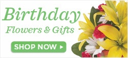 birthday flowers and gifts