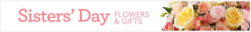 Sisters Day Flowers at Send Flowers