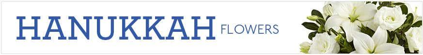 Flowers for Hanukkah at Send Flowers