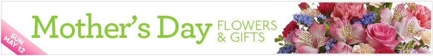 Flowers For Mother's Day at Send Flowers