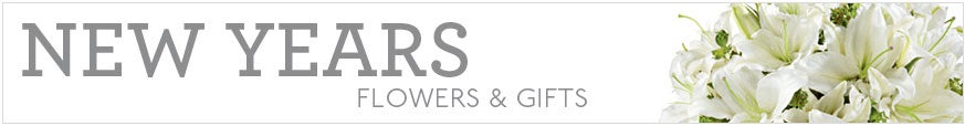 New Year's Flowers and Gifts at Send Flowers