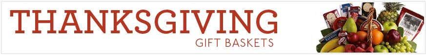 Thanksgiving Gift Basket at Send Flowers