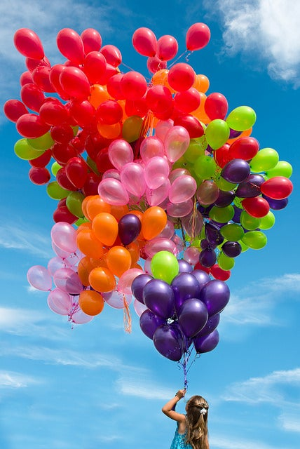 Balloon bouquet delivery and where to get balloons same day delivery