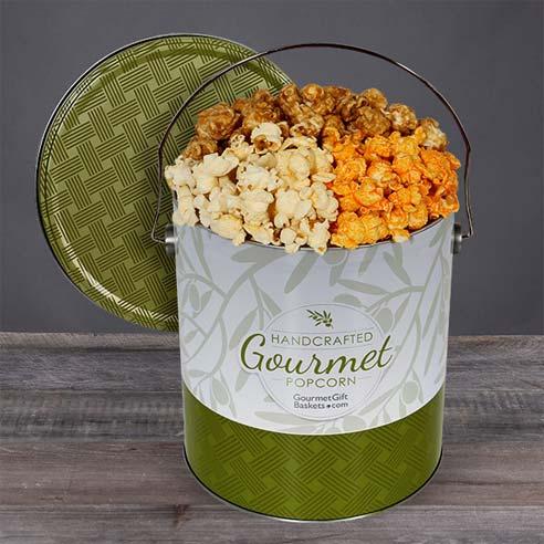Gourmet Variety Popcorn Tin