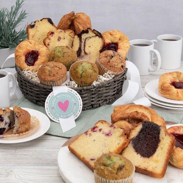 Mom's Bakery Gift Basket
