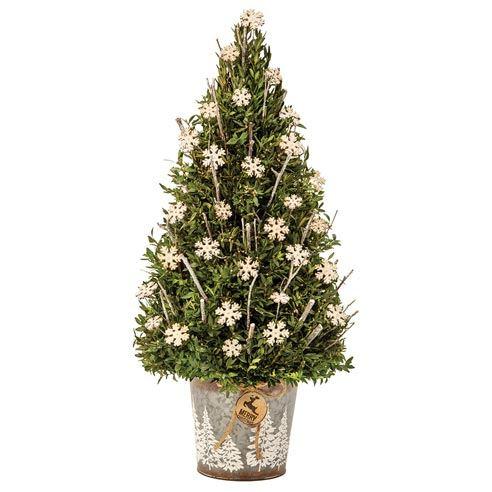 Pristine Wonderland Christmas Tree
