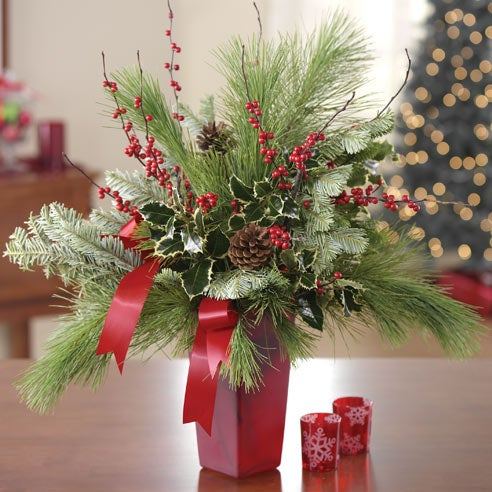 Everlasting Evergreen At Send Flowers