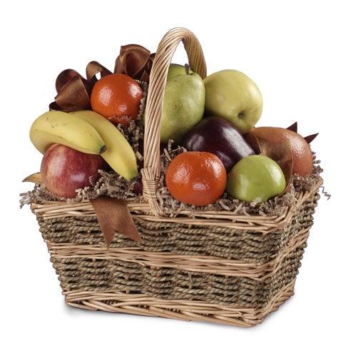 Fresh Fruit Basket At Send Flowers