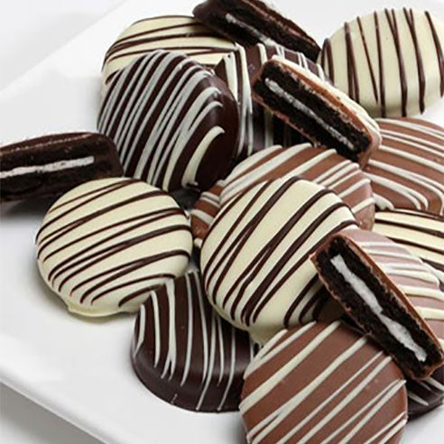 Unique administrative professionals day gift delivery with next day chocolate covered oreos