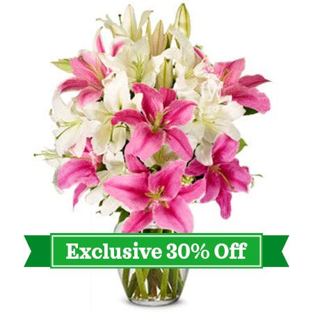 Luxurious Lily Bouquet