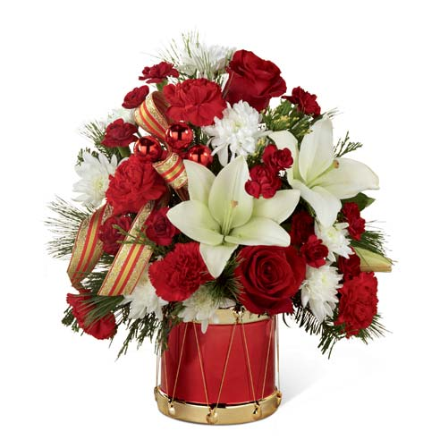 Holiday bouquets and christmas flowers online, you can send flowers today