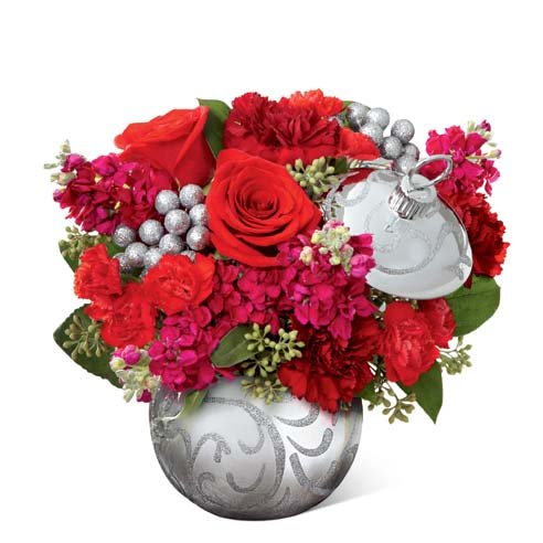 Holiday bouquet for sale at send flowers, christmas bouquets online