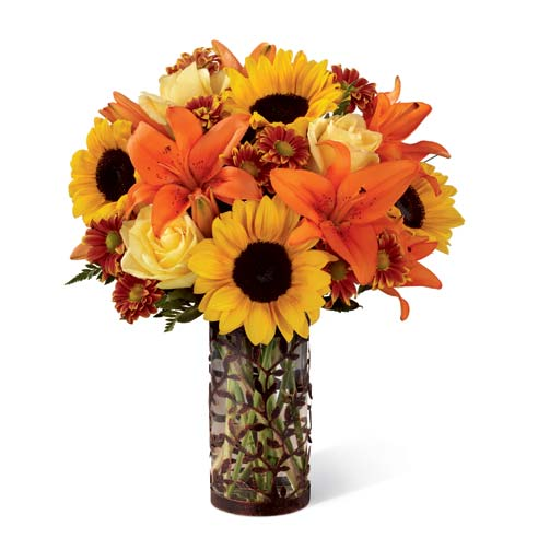 Sunflower arrangements at send flowers with sunflowers & cheap flowers