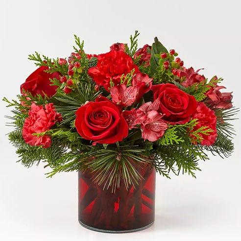 Santa's Naughty or Nice Bouquet