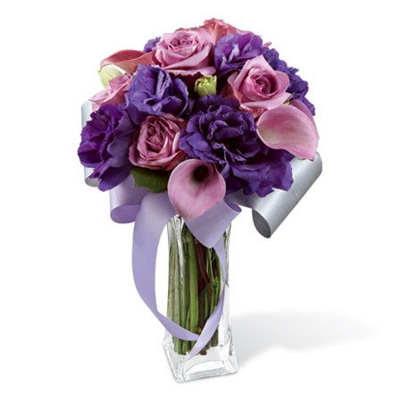 Unique gift ideas for Mother's Day purple mothers day roses delivery