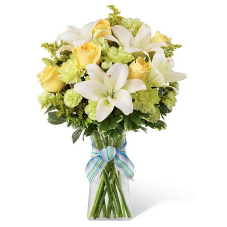 Pastel Floral Delight