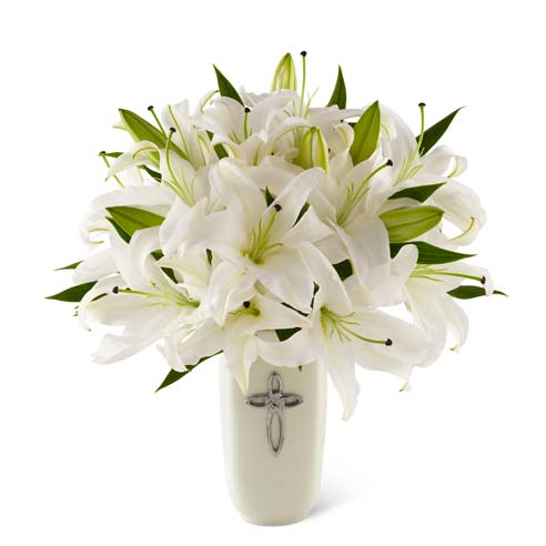 The Ftd 174 Faithful Blessings Bouquet At Send Flowers