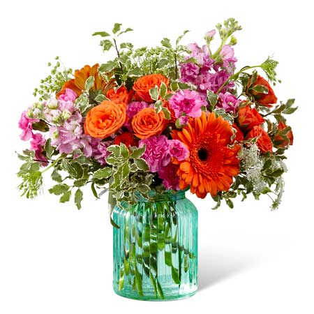 tropical mixed flower bouquet delivery from send flowers with cheap flowers