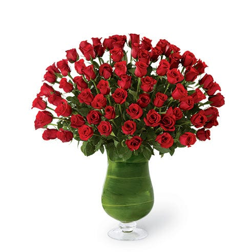 Premium 72 stems of long stem roses
