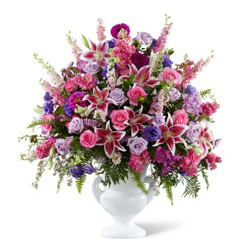 Cheap fathers day gifts for church mixed flowers church centerpiece