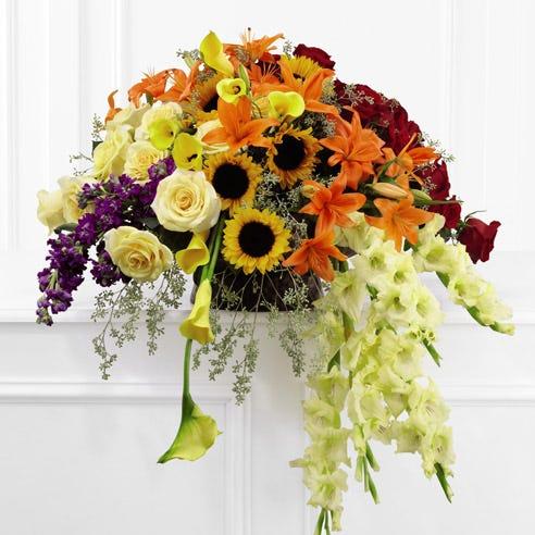 Sunflower bouquet and sunflower arrangement from send flowers