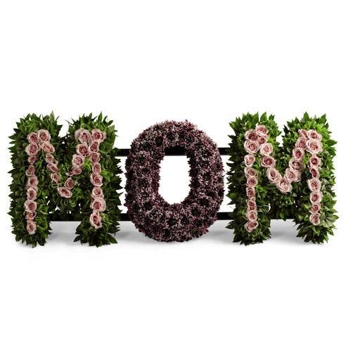In Memory of Mom Arrangement