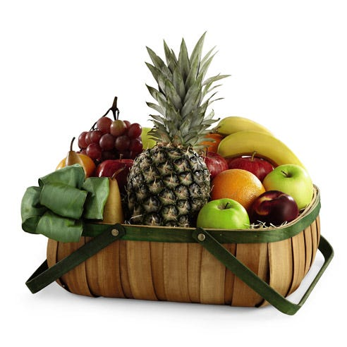In Our Thoughts Fruit Basket