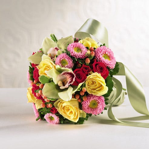 Forever Spring Bouquet