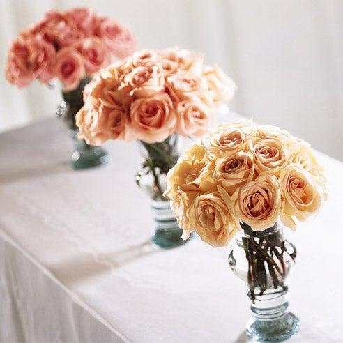 Bridesmaid's Rose Garden