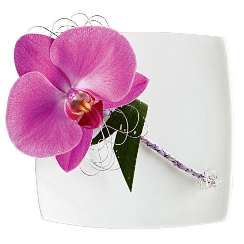 orchid boutonniere for delivery