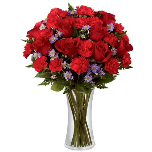 what are girls favorite flowers and same day red roses delivery