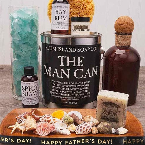cheap fathers day gift basket delivery and mens spa gift basket delivery