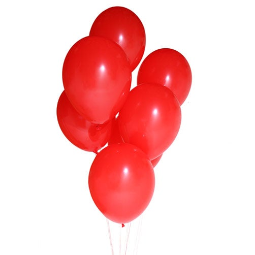 Inexpensive thank you gifts for coworkers red balloons bouquet