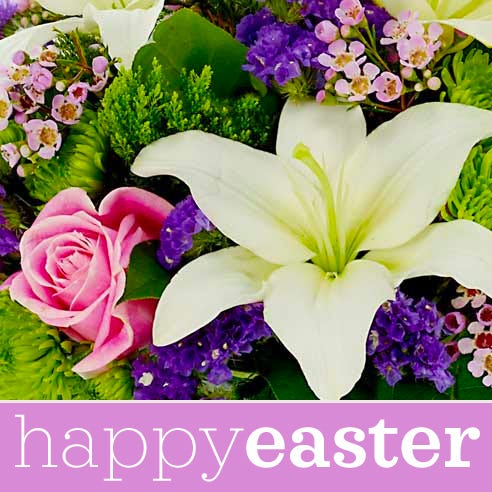 Best value Easter flower bouquet