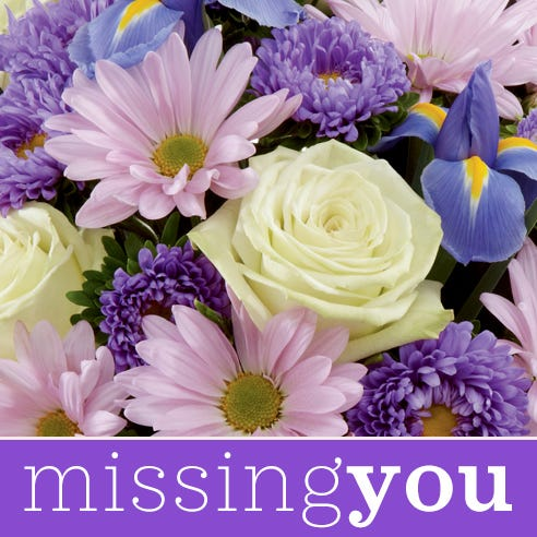 Cheapest i miss you flowers delivery and missing you flowers bouquet