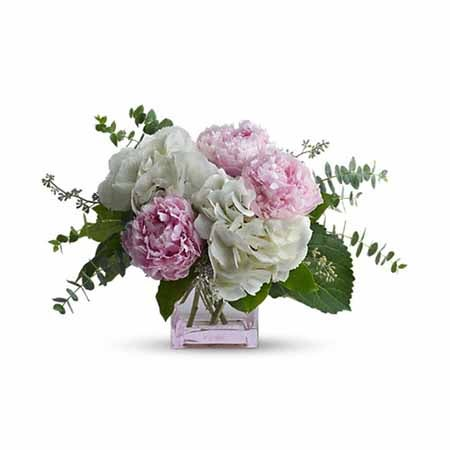 Peony flower delivery and peony flower bouquet for weddings and same day flower delivery