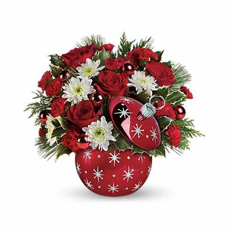 Send flowers Christmas flowers and cheap flowers like red roses