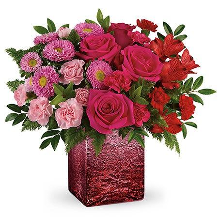 Ombre Garden Bouquet