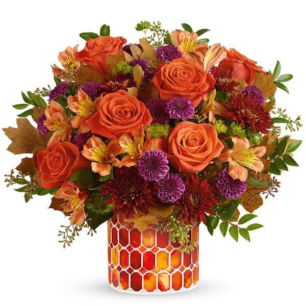 Celebrate Autumn! Mosaic Bouquet