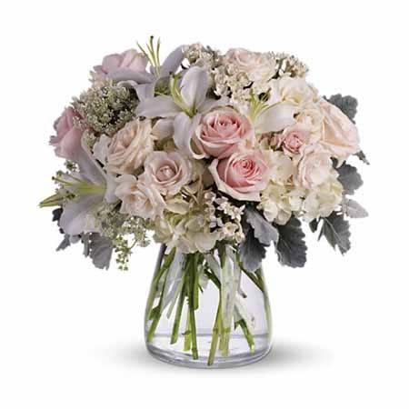 white wedding flower bouquet, elegant flower bouquet same day delivery