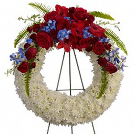 Cheap funeral flowers and same day flower delivery on sympathy flowers online
