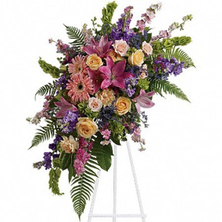 Cheap sympathy flowers and free flower delivery today from send flowers