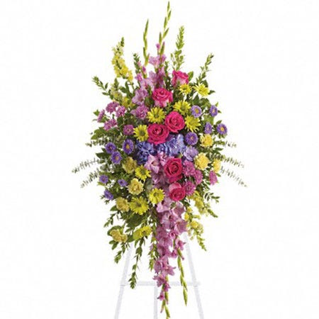 Cheap sympathy flowers from send flowers, Mixed bouquet at sendflowers