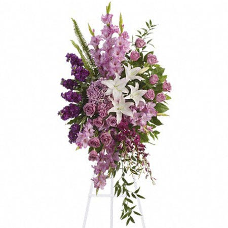 Cheap flowers delivery and cheap flowers delivered on standing sprays