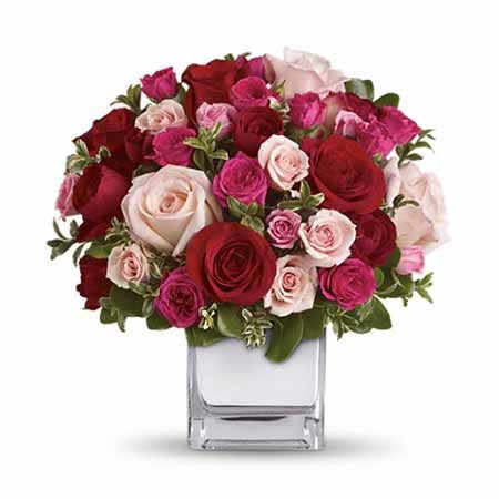 For cheap flowers online buy from sendflowers com for free delivery flowers