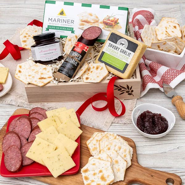 Gourmet Sampler Spread