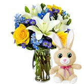 Colors Of Spring Easter Bouquet