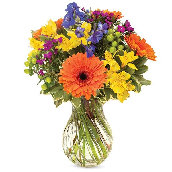 From the Heart Fall Bouquet